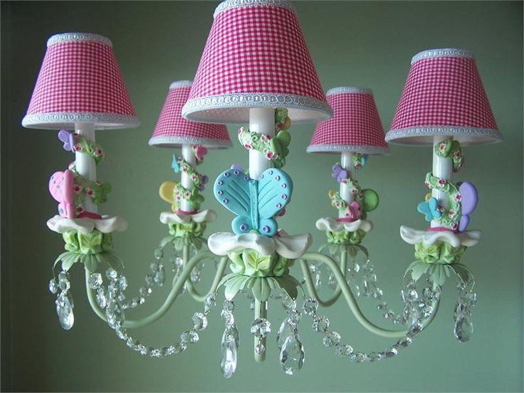 Best Kids Room Images On Pinterest Desks Child Room And - Girl light fixtures bedrooms