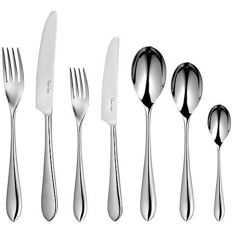 Buy Robert Welch Norton Cutlery Set, 56 piece Online at johnlewis.com