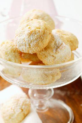 Amaretti : la recette facile, pour utiliser des blancs d'oeuf.