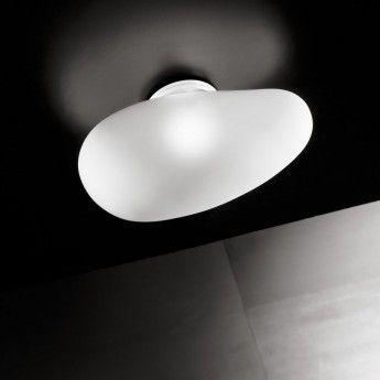 Nowoczesny plafon z serii Blob - producent Sforzin Illuminazione. #Sforzin_Illuminazione #Blob #plafon #nowoczesne_lampy #modne_lampy #design #interior #oświetlenie #lampy_kraków #sklep_abanet #abanet_kraków