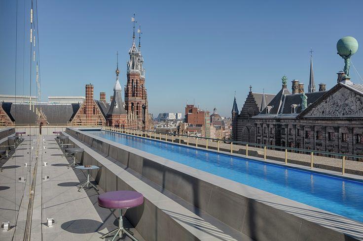Gallery - W Hotel Amsterdam 'Exchange Building' / Office Winhov - 19