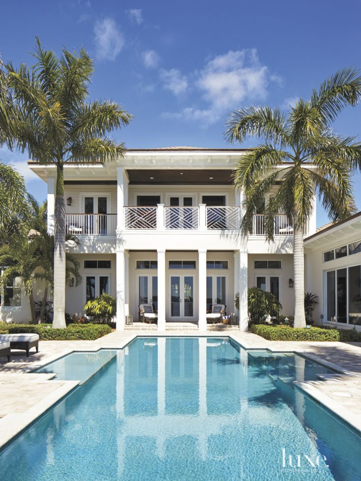 112 best images about luxe florida on pinterest for Pool design fort lauderdale
