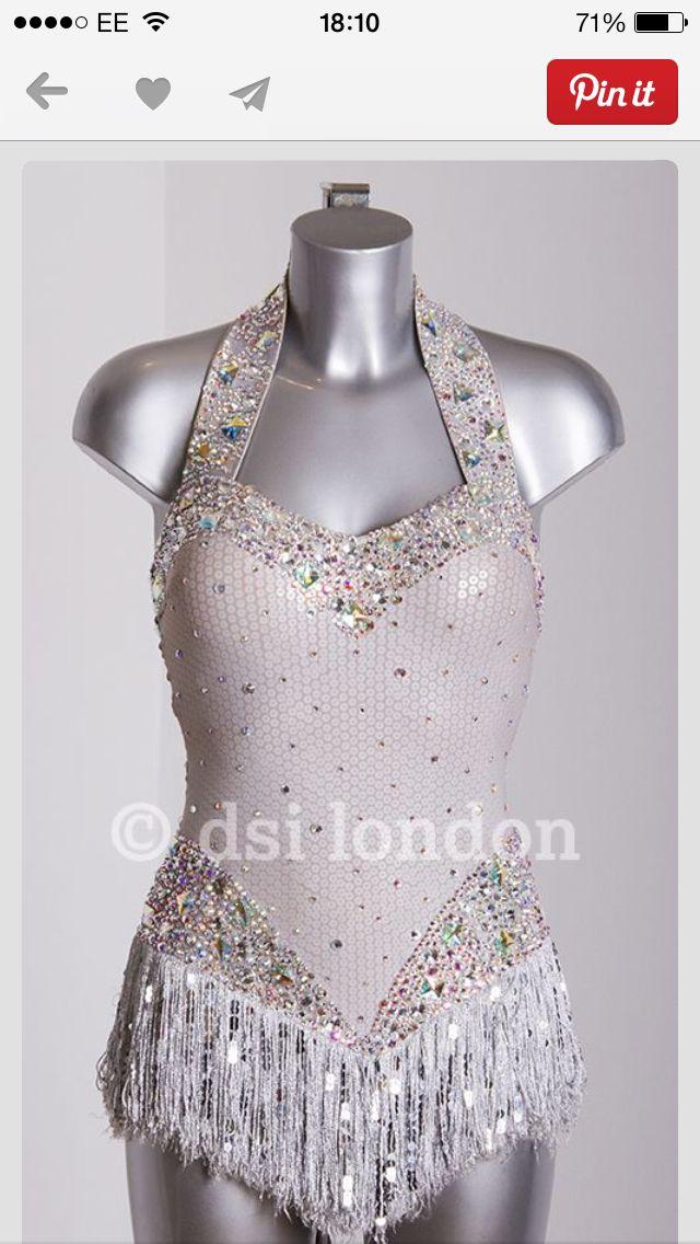 Dsi Latin dress