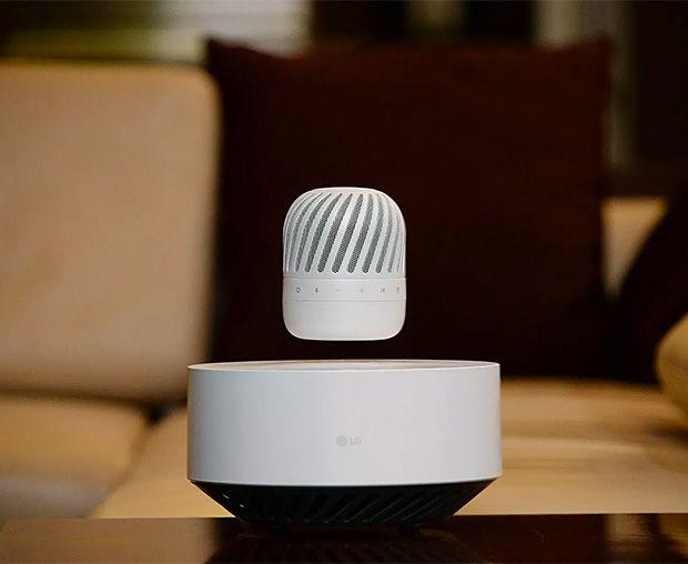 LG Levitating Speaker