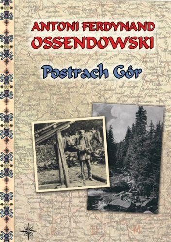 Okładka książki Postrach gór