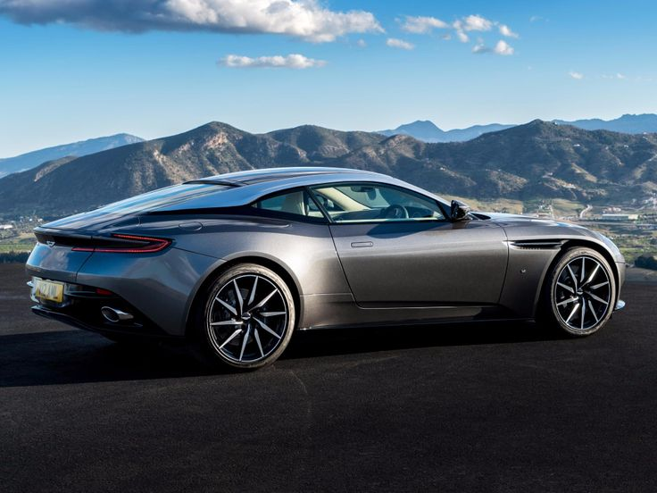 The DB11 is the first time Aston designer Marek Reichman has had the opportunity to go all out on an... - Aston Martin