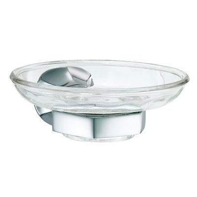 Empire Industries Regent Soap Dish and Holder Finish: Polished Chrome