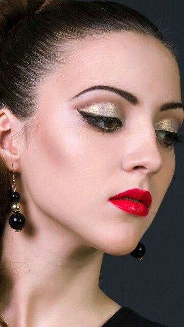 Red Lips | PUCKER UP | Pinterest | Red Lips, Lips and Red