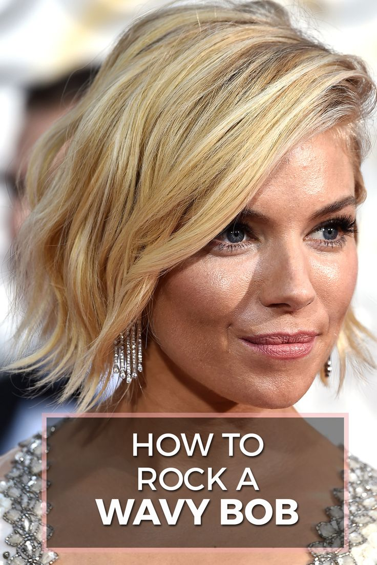 Wavy Bob Hairstyles: How To Rock This Summers It Cut