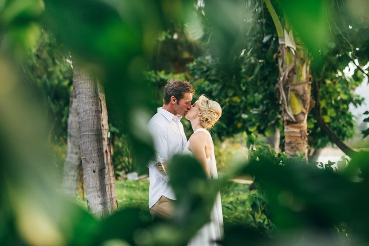 Debenhams Wedding Dress For A Destination Wedding At The W Retreat In Koh Samui With Images From French Connection Photography