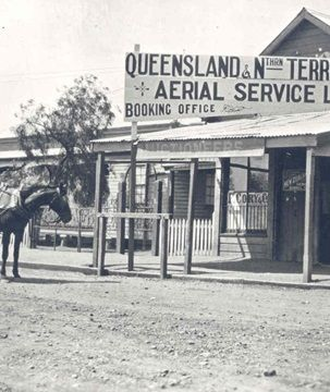 Qantas (Queensland And Northern Territory Aerial Service) was founded on the 16th of November, 1920.