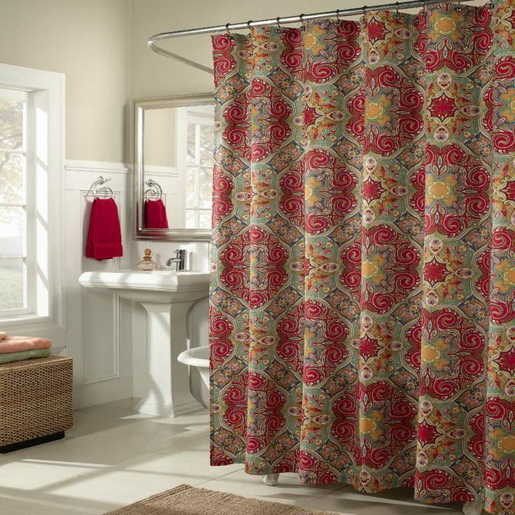 Find this Pin and more on Colorful Shower Curtains. - 40 Best Colorful Shower Curtains Images On Pinterest