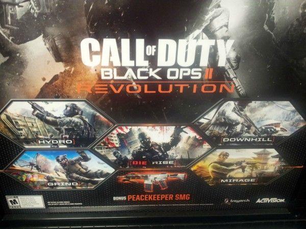 Revolution, il primo DLC.