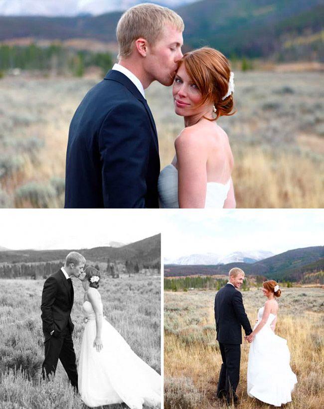 Real Wedding: Ali + Ian's Rustic Ranch Wedding