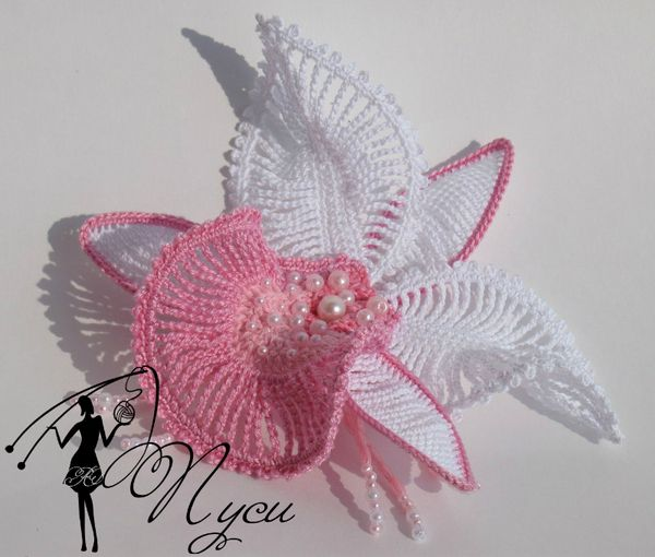 52 best crochet orchid free pattern images on pinterest amigurumi image ccuart Gallery