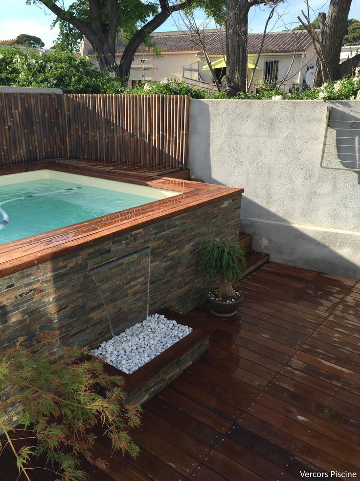 Best 25 Piscine hors sol ideas on Pinterest  Petite piscine Small pools and Mini swimming pool