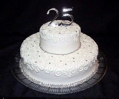 Best th anniversary cakes images cake wedding