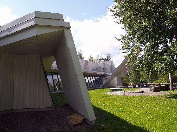 Metsästysmuseo, Tehtaankatu 23, Riihimäki. Kuva: Jarkko Niskanen
