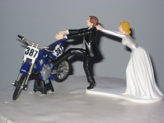 33 best wedding images on Pinterest Marriage Motorcycle wedding