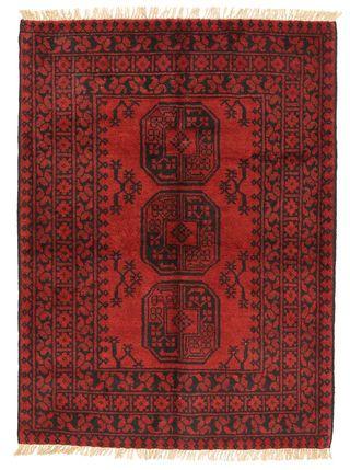 Afghan-matto 102x141