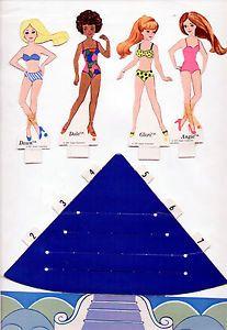 Vintage-Whitman-Topper-DAWN-PAPER-DOLLS-FEATURING-GLORI-ANGI-DALE-1971-cut