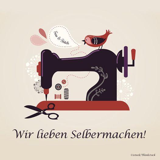 Wir lieben #Selbermachen.  #Diy