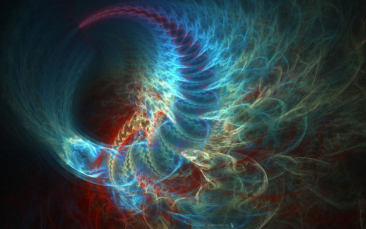 What Is a Fractals   Alpha Coders   Wallpaper Abyss Pattern Fractal 768
