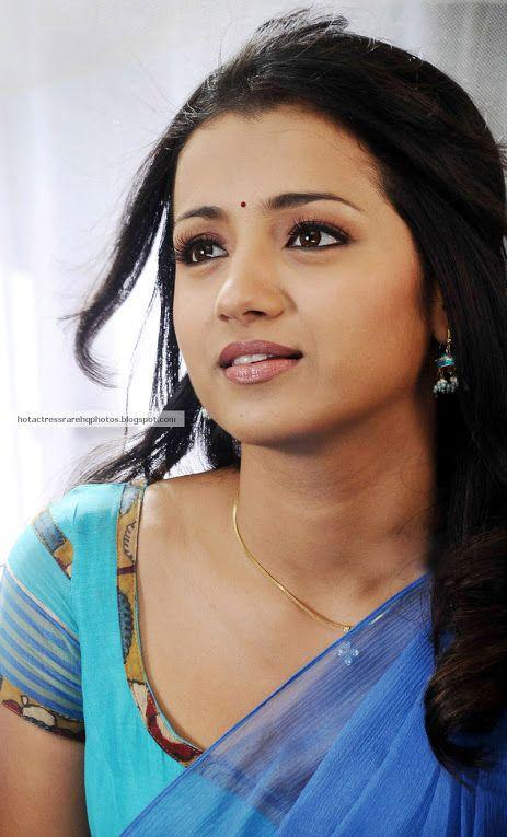 Hot Indian Actress Rare HQ Photos: Tamil Actress Trisha Krishnan Best Beautiful and C...