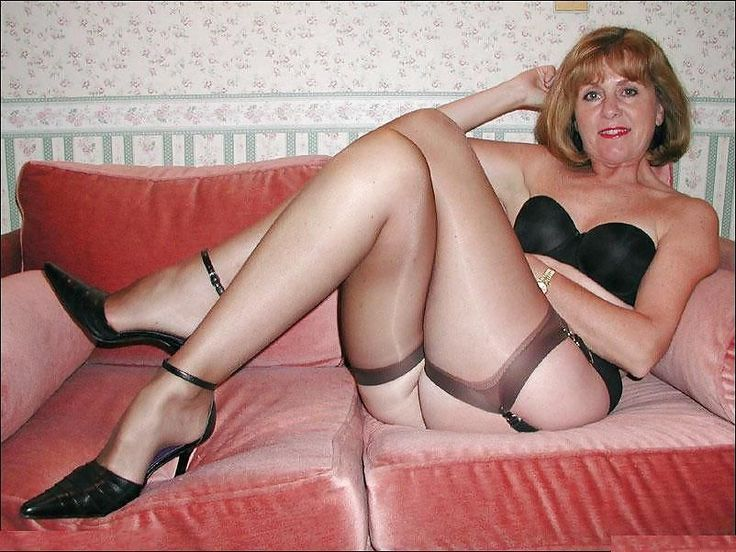 Angel dark pantyhose