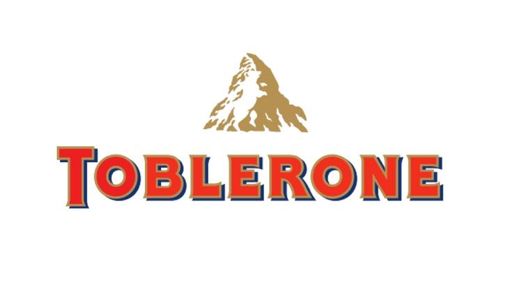 Le logo de la marque Toblerone est particulièrement intéressant car il vient inscrire le produit dans une tradition afin de le légitimer. En effet, la montage au travers laquelle on aperçoit un ours fait écho au pays montagneux qu'est la Suisse et qui est aussi le pays chocolatier par excellence. Ainsi, Toblerone s'inscrit comme un chocolat suisse de qualité. Par ailleurs, le choix d'une police imposante rouge permet au produit d'être facilement reconnaissable.