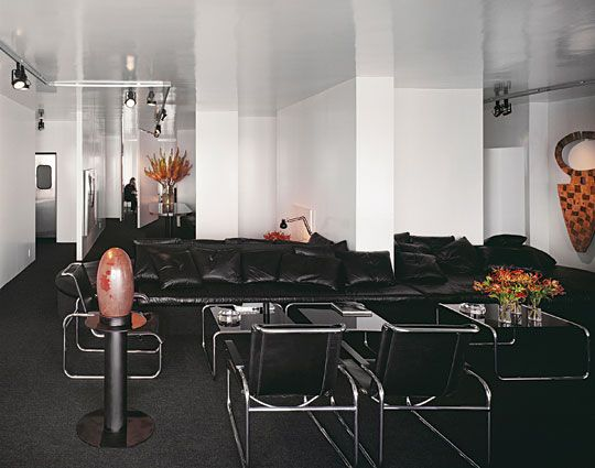 joe durso calvin kleins apartment nyc  home designs vintage interiors house design