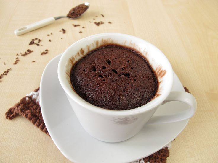 Are you ready for one of the quickest, most delicious, and healthy dessert you'll taste? Fulfill that chocolate craving with this Chocolate Mug Cake recipe for any Phase on the FMD. It's a rich, chocolatey sensation that only takes a minute to make!