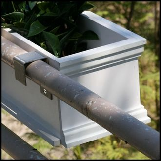 Railings Fence And Window Boxes On Pinterest