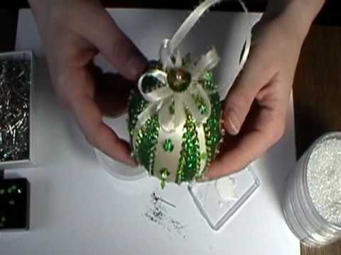 """Four Leaf Clover"" Ornament"