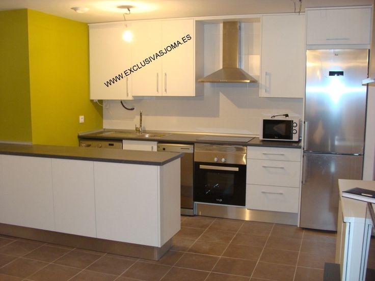 175 best Muebles de cocina en nuevo Tres cantos images on Pinterest ...
