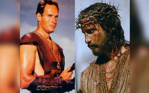 De Ben-Hur a La Pasión de Cristo: 10 películas para Semana Santa