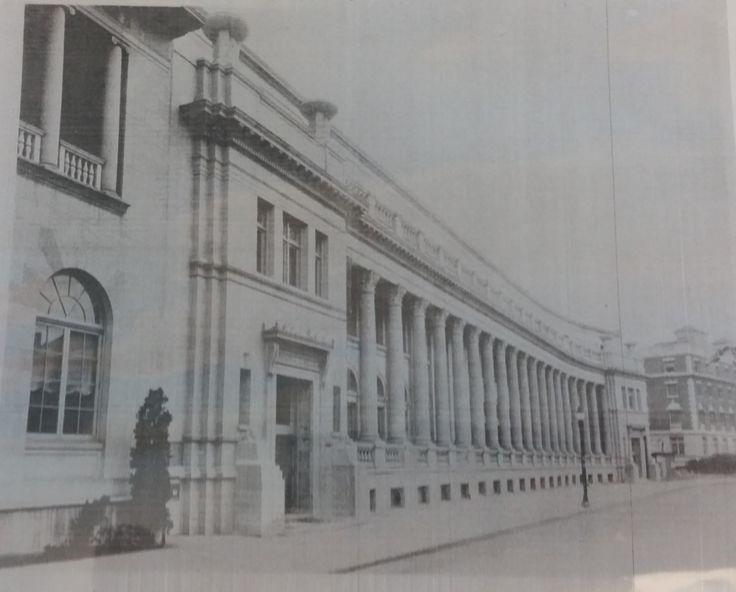 Riverside Place - Former Masonic Temple / Circa 1925
