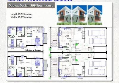 25 best ideas about duplex design on pinterest duplex for Corner block duplex designs
