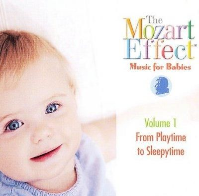 Don Campbell - Mozart Effect-From Playtime to Sleepy
