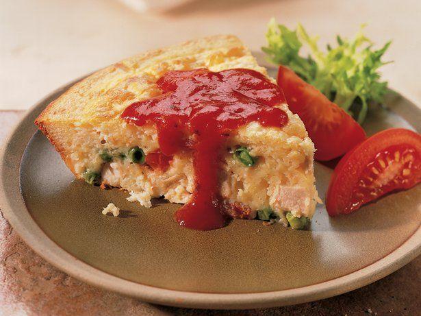 Impossibly Easy Primavera Pie   Recipe