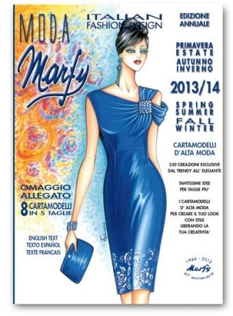 Marfy catalogus 2013/14 Italiaanse designer patronen voor de gevorderde naaister   Naaipatronen.nl   zelfmaakmode patroon online