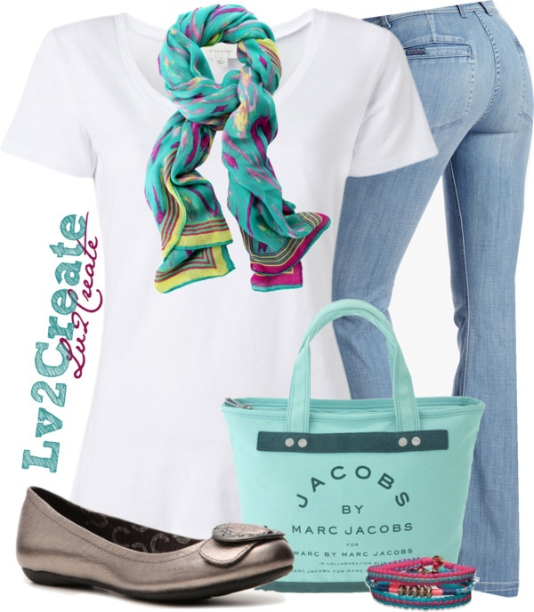 """""""Marc Jacobs Bag"""" by lv2create ❤ liked on Polyvore"""