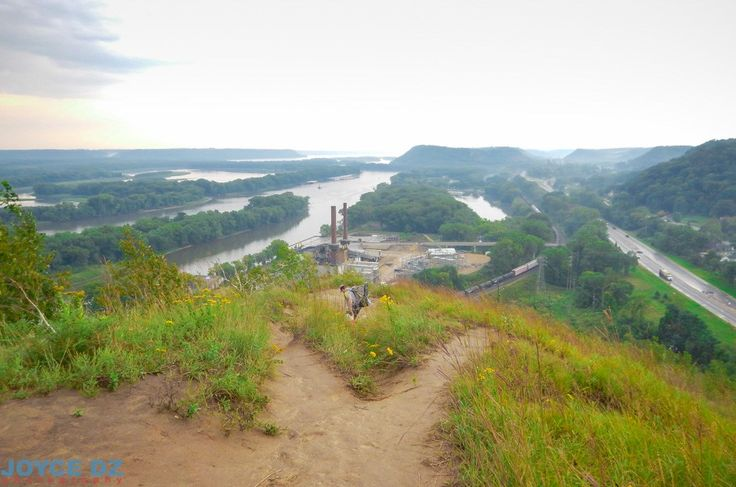 Barn Bluff is a bluff along the Mississippi River in Red Wing, Minnesota, United States. The said bluff is associated with Dakota legend from hundreds of years ago.