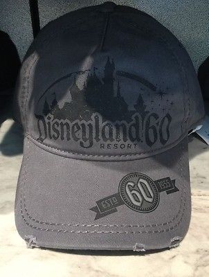 disneyland minnie baseball cap d star wars diamond celebration anniversary hat gray