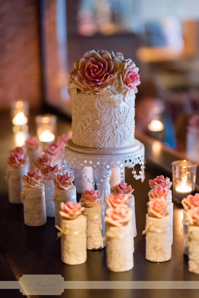 Gorgeous cake display