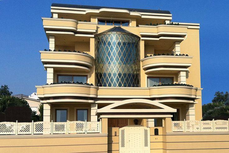 Τετραώροφη κατοικία στη Βούλα | vasdekis