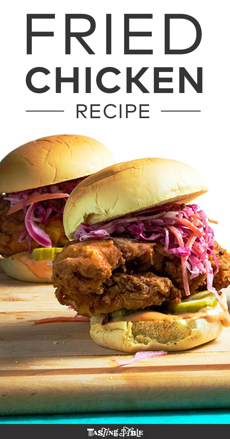 105 best best fried chicken recipes images on pinterest fried fried chicken sandwich recipe forumfinder Image collections