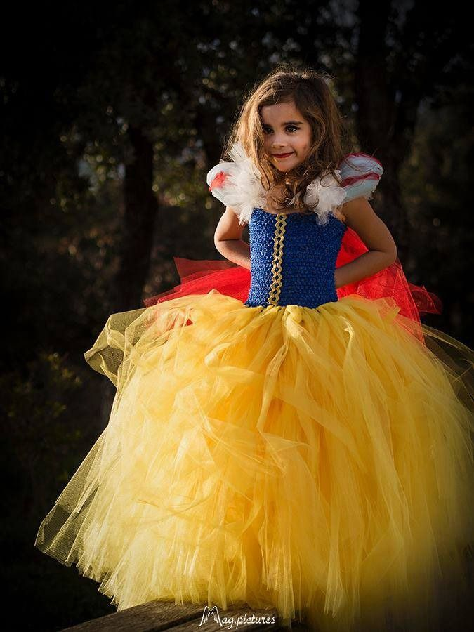 Robe tutu princesse 5/6 ans                                                                                                                                                                                 More