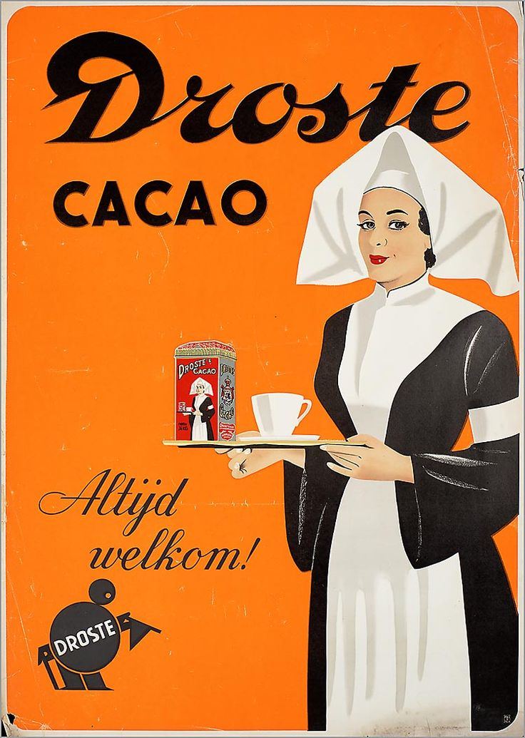 Old dutch Droste cacao add