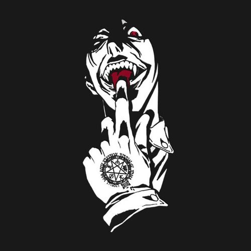 Hellsing Ultimate - Alucard